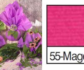 BOBINA CARTOPAK 1,00X40MT MAGENTA (55)