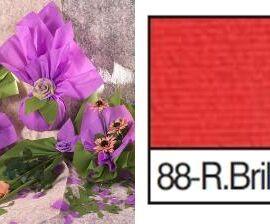 BOBINA CARTOPAK 1,00X40MT ROSSO BRILLANTE (88)