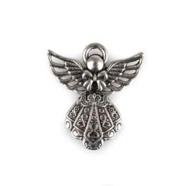 ANGELO METAL SILVER D.2,5 CM CIRCA 60PZ