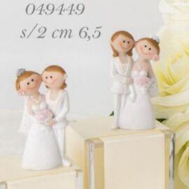 MARRIED LEI+LEI H 6,5 CM AL PZ