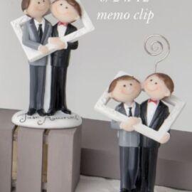 MARRIED LUI+LUI CLIP H 12 CM AL PZ