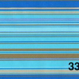 CARTA REGALO 25 FOGLI CM 70X100 PIEGATA 1/2 GENERICA 33 righe azzurre