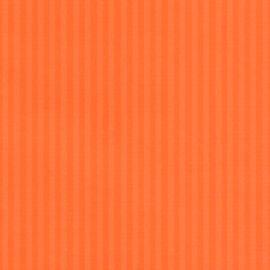 CARTA REGALO 25 FOGLI CM 70X100 PIEGATA 1/2 MONOCOLORE 0175 sealing arancio