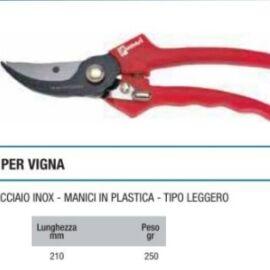 CESOIA VIGNA LEGGERO MM210 ROSSA