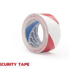 NASTRO SECUR-TAPE BIANCO/ROSSO MM 50/33