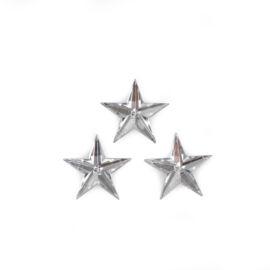 BOX DIAMANT STAR 70GR SILVER D.1,2 CM