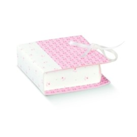 SCATOLA BOOK MM 70X60X25 BLOOM ROSA