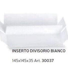 INSERTO DIVISORIO 145X145X35 BIANCO