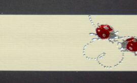 BIGLIETTI BOMBONIERA COCCINELLE ART 6010 100PZ