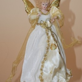 ANGELO IVORY/GOLD CM 30