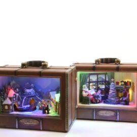 TELEVISIONE LED CON MOVIMENTO CM 27X13XH22