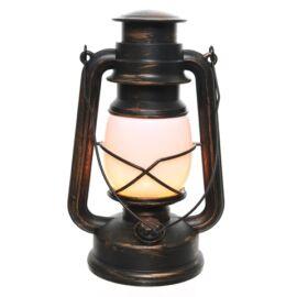 LANTERNA  DA CAMPO LED FLAME CM 16X11XH25