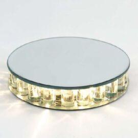 ALZATA SPECCHIO D.15X3CM CON LED