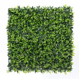 ARTIFICIAL DECORATION ON WALL GREEN 1X1MT