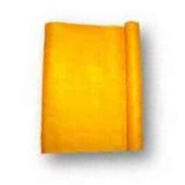 ROTOLO TOVAGLIA IN CARTA MT. 1,2X25 giallo sole