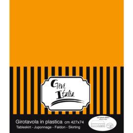 GIROTAVOLA  ARANCIO PEVA CM 427X4