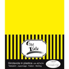 GIROTAVOLA  GIALLO PEVA CM 427X4