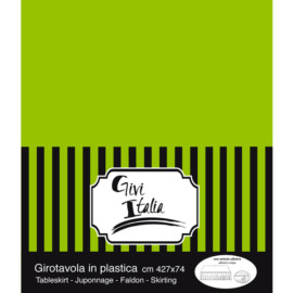 GIROTAVOLA  VERDE PISTACCHIO PEVA CM 427X4