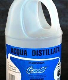 ACQUA DISTILLATA CANDIL 4000ML