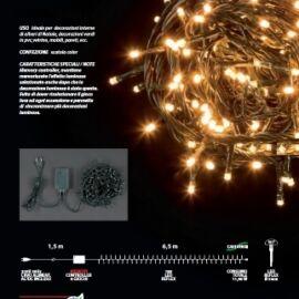 CATENA 180 MINILUCCIOLE LED C/CONTR.USO EST.BLU