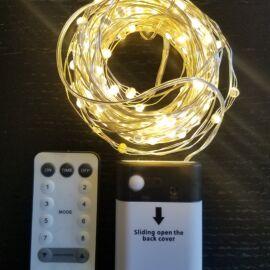 GARLAND 75 LED 7,5 MT LUCE GHIACCIO/CALDO