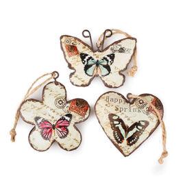 Farfalle e Uccelli