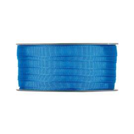 NASTRO GROS GRAIN MM10X50MT BLUE
