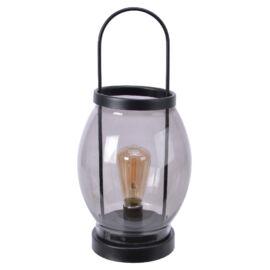 LAMPADA VETRO CON LED WHITE CM 15,5X33