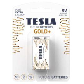 BATTERIA TESLA 9V GOLD+ALKALINE AL PZ