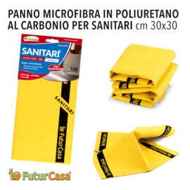 AD PANNO MICROFIBRA 30X30 CM IN POLIURETANO PER SANTIR1 7340