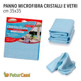 AA PANNO MICROFIBRA  VETRI E CRISTALLI 35X35  3356