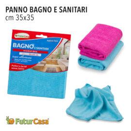 AB PANNO MICROFIBRA  BAGNO  35X35CM  FC1925
