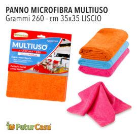 AA PANNO MICROFIBRA MULTIUSO .35X35CM  260gr 1888