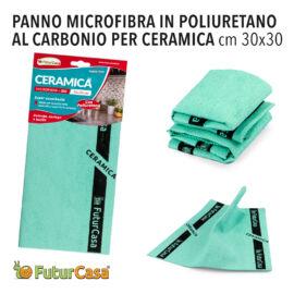AD PANNO MICROFIBRA 30X30CM IN POLIUR.PER CERAMICA 7357