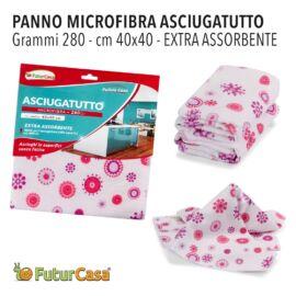 AE PANNO MICROFIBRA ELASTICIZZATO 40X40CM FC 3755