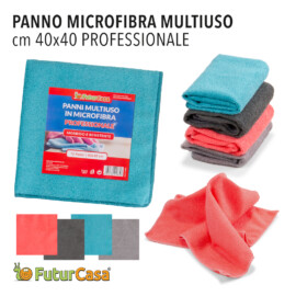 A PANNO MICROFIBRA MULTIUSO 40X40CM PROFESSION. FC 6858