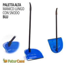 CBC PALETTA ALTA MANICO LEGNO C/SNODO BLU 5943