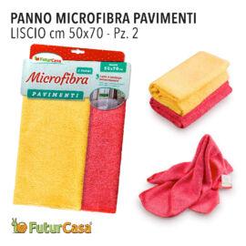 AN PANNO MICROFIBRA PAVIMENTI LISCIO 50X70 CM 2 PZ 5738